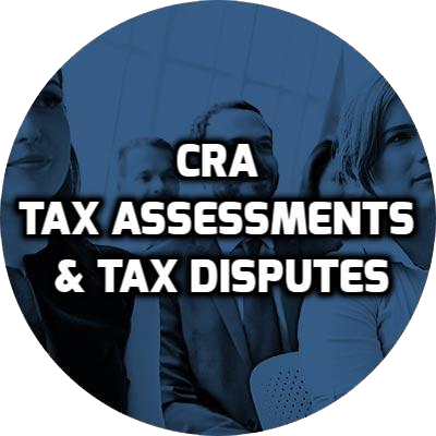 CRA Tax Assessments